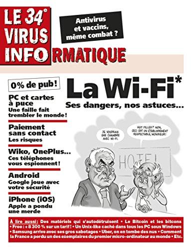 Le 34e Virus Informatique (Le Virus Informatique) par Olivier Aichelbaum