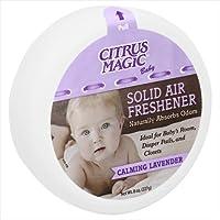 Citrus Magic Solid Air Freshener For Baby, Calming Lavender 8 Oz