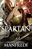 Front cover for the book Spartan by Valerio Massimo Manfredi