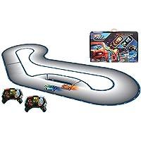 Mattel Hot Wheels FBL83 - Ai Intelligent Race System, inklusive 2 Fahrzeuge, 2 Fernsteuerungen