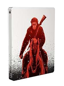 The War - Il Pianeta Delle Scimmie (Steelbook Esclusiva Amazon) (Blu-Ray)