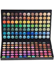 FantasyDay® 168 Colores Sombra De Ojos Paleta de Maquillaje Cosmética #1 - Perfecto para Sso Profesional y Diario