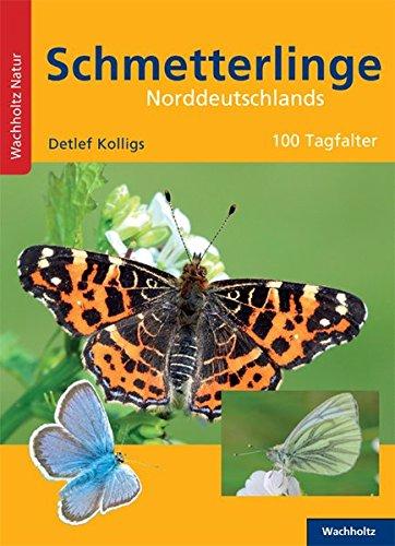Schmetterlinge Norddeutschlands: 100 Tagfalter