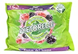 Dietorelle Frutas del bosque Soft sin azúcar Stevia 800 gramos