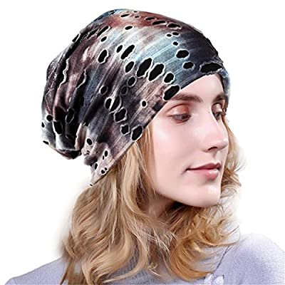 sunshineBoby Frauen Stretch Turban Hut Haar Print Verlust Kopftuch Wrap Chemo Hut Frau Frauen Hut Spitzen Kopftuch Super Weich Slouchy Turban Kopfbedeckungen Kopf Wraps von China bei Outdoor Shop