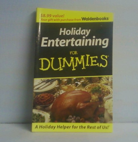holiday-entertaining-for-dummiesr-waldenbooks-mi-nibook