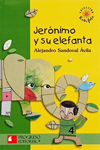 Jeronimo Y Su Elefanta/ Jeronimo and his elephant por Alejandro Sandoval Avila