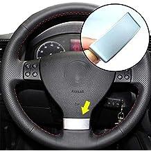 Emblema Steering Wheel para Golf MK5 Plus 5 GTI Passat B6 3C Eos Jetta