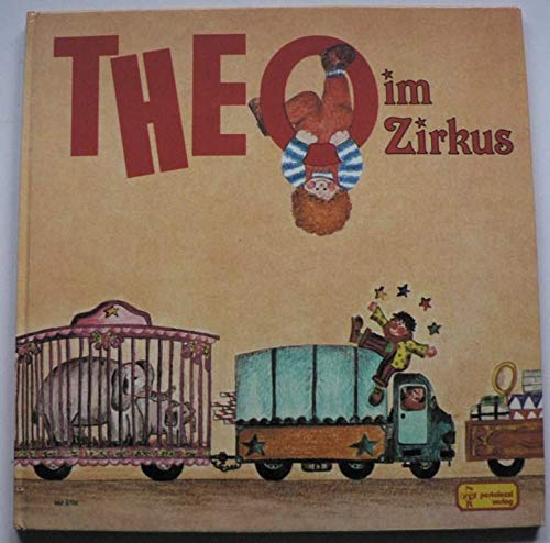 Theo im Zirkus