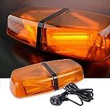 Auto Lampeggiante Arancione LED Luci Lampeggiantiper Auto Rimorchio Camion , DC12 - 24 V