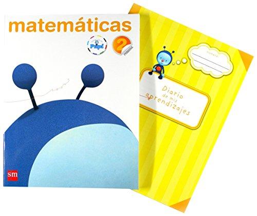 Matemáticas. 2 Primaria. Conecta con Pupi - 9788467546538
