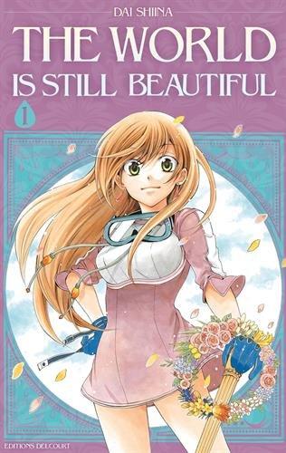 The World Is still Beautiful Vol.1 par Dai SHIINA