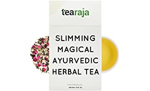 Tearaja Slimming Tea Magical Ayurvedic Herbal Tea, 100g