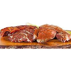 Grillpaket – Steaks und Spareribs