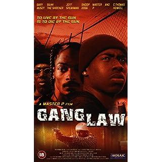 Gang Law [VHS]
