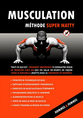 Couverture du livre Musculation Super Natty