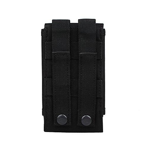 xhorizon Borsa Custodia per Accessorio Pochette Universale per Telefono Armata tactical pouch per iPhone 6/6s 6Plus 7 8 Samsung Galaxy S6 S5 S4 #3