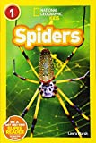 National Geographic Kids Readers: Spiders (National Geographic Kids Readers: Level 1 )