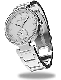 Timothy Stone collection ELLE STAINLESS - reloj mujer de cuartzo, color Plata