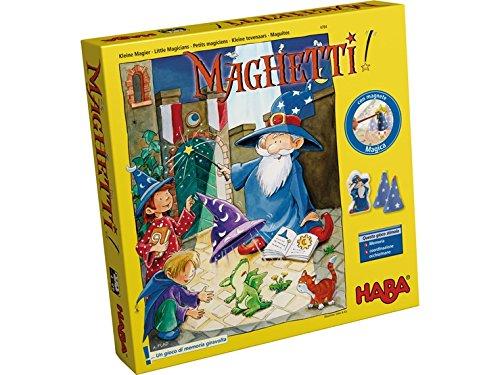 Haba Maghetti - Maghetti