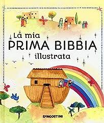 Idea Regalo - La mia prima Bibbia illustrata