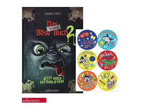 h 2: Jetzt noch gefährlicher! (Gebundenes Buch) + 1. Gratis Kinder- Stickerbogen ()