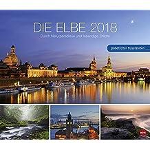 Flussfahrt Elbe Globetrotter - Kalender 2018