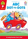 Preschool Workbooks-ABC Dot-To-Dot - Ages 3-5