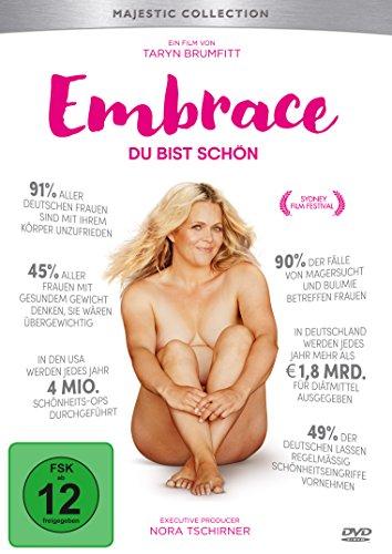 Embrace - Du bist schön (OmU) [DVD] (Heiß Wirklich Schule Mädchen)