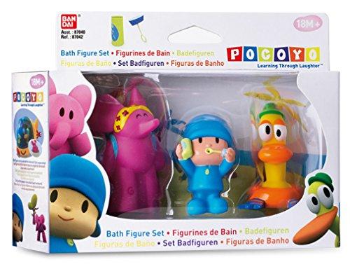 Pocoyo 87040 (Bandai) - Figuras De Baño (surtido: modelos aleatorios)
