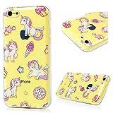 YOKIRIN iPhone 5c Coque Housse Case Bumper Étui Coque de Protection en TPU Silicone...