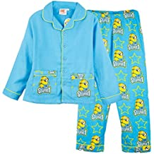 MINIONS Official Movie Pyjamas Set 100% Cotton Flannel 2-8 Years Gift Pack