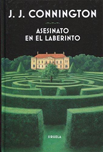 Asesinato en el laberinto (Libros del Tiempo)