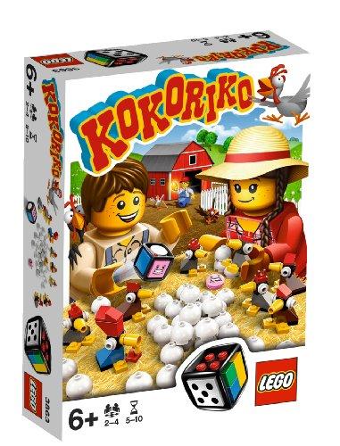 LEGO Spiele 3863 - Kokoriko