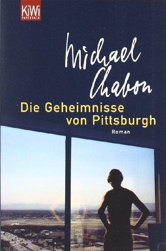 Buchseite und Rezensionen zu 'Geheimnisse von Pittsburgh' von Michael Chabon