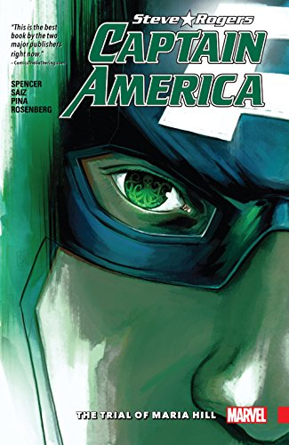 Captain America: Steve Rogers Vol. 2: The Trial of Maria Hill (Captain America: Steve Rogers (2016-2017))