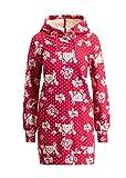 Blutsgeschwister Damen Kleid babuschka Sweat longsweat Stretchkleid Funny fair XL