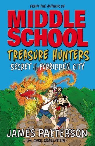 Treasure Hunters 3. Secrets Of The Forbidden City