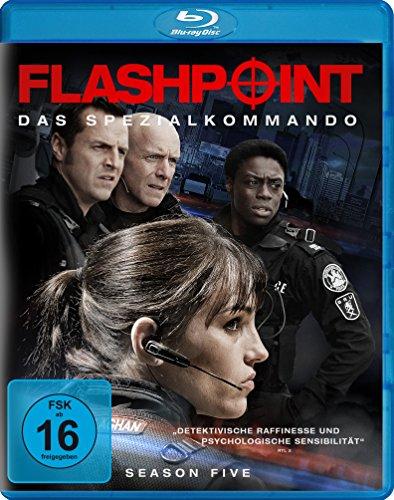 Flashpoint - Das Spezialkommando - Staffel 5 [Blu-ray]