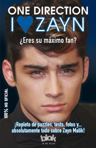 I Love Zayn (NB CORAZON JOVEN)
