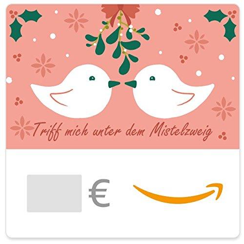 Digitaler Amazon.de Gutschein (Mistelzweig)