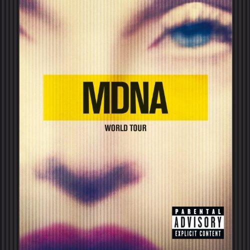 Mdna World Tour by Madonna (2013-09-09) (Mdna Cd Madonna)