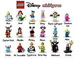#71012 Lego® Minifiguren #Die Die Disney Serie komplett alle 18 Figuren Sonderserie