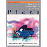Alfred's Basic Piano Library Recital Book Complete, Bk 1 by Willard A. Palmer (1983-08-01)