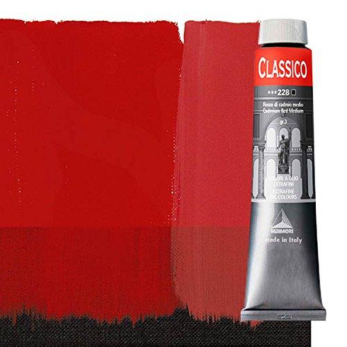 maimeri-colore-ad-olio-maimeri-serie-classico-tubo-da-200-ml-rosso-cadmio-medio-228