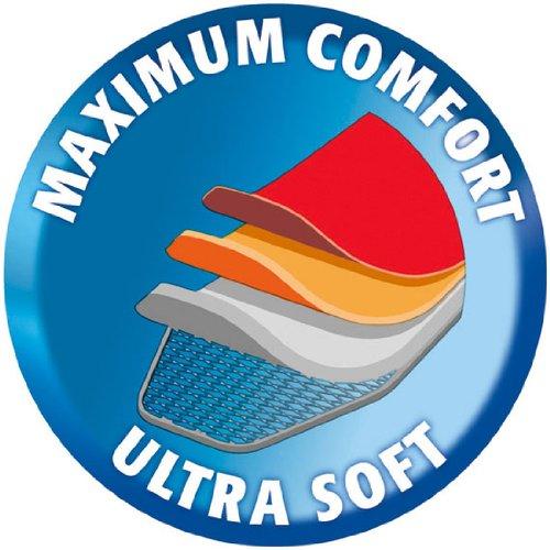 Vileda Premium 2in1 Bügeltischbezug, silber-grau, metallic