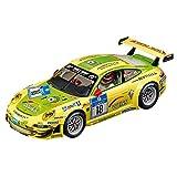 Carrera 20023794 - Dig 124 Porsche GT3 Rsr Manthey Racing, No.18.24H Nürburgring 2011, Spielbahnen