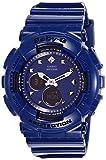 Casio Baby-g Analog-Digital Blue Dial Women's Watch-BA-125-2ADR