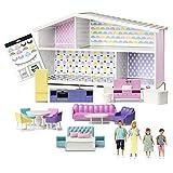 Lundby 60.1018.99Creative Doll 's House Starter Set