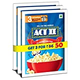 #10: ACT II Popcorn IPC Classic Salted Combo Pack, 60g (Pack of 3)